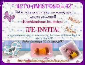 RETO AMISTOSO # 42