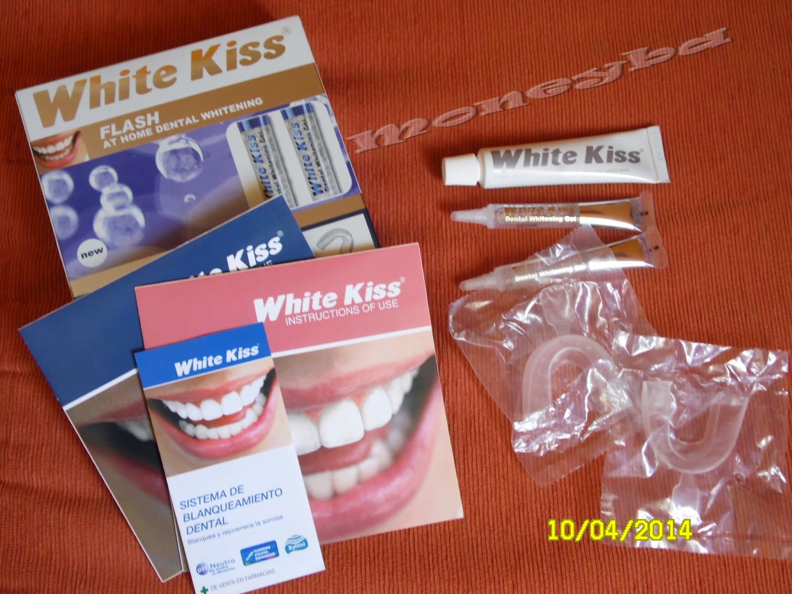White Kiss Flash.Kit de blanqu...