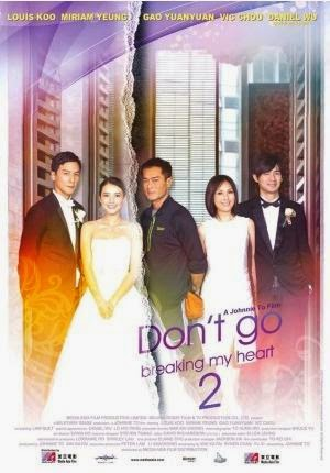 Don't Go Breaking My Heart 2 Movie Poster