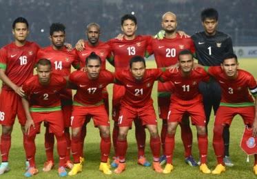 Inilah Daftar Nama 23 Pemain Timnas Indonesia di Piala AFF 2014