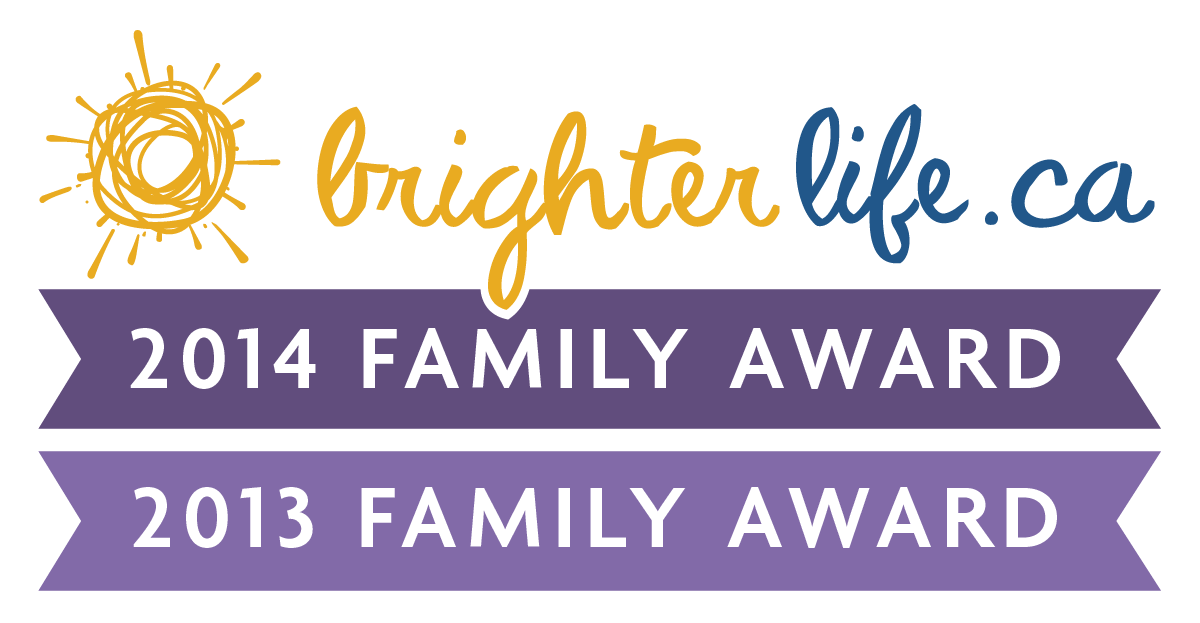 Brighter Life 2014 Family Writers Award