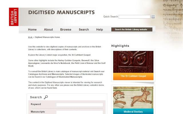 http://www.bl.uk/manuscripts/