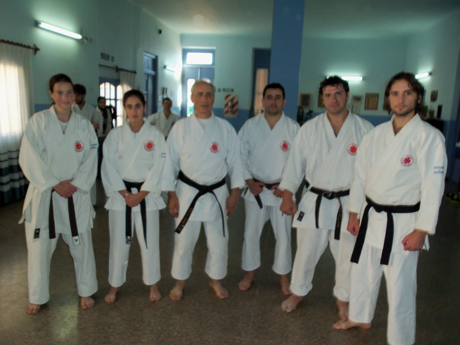 Dojo Itosu Do - Carhué