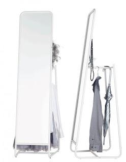 Blog citya belvia immobilier les bonnes astuces pour gagner de la place dans votre logement for Ikea miroir sur pied