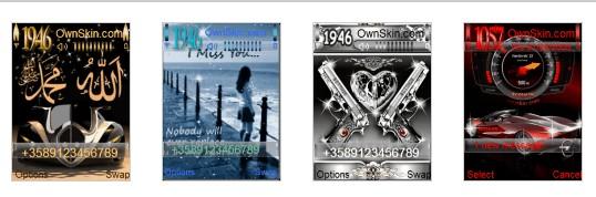 Ownskin Situs Tempat Download Tema dan Wallpaper Handphone
