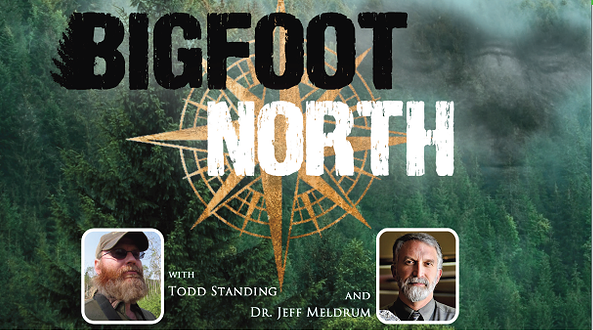 Bigfoot North Radio Show 4