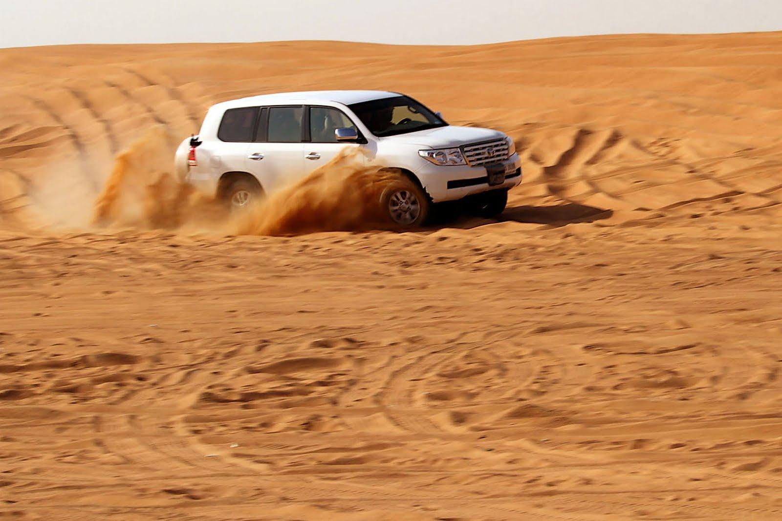 Desert Safaris