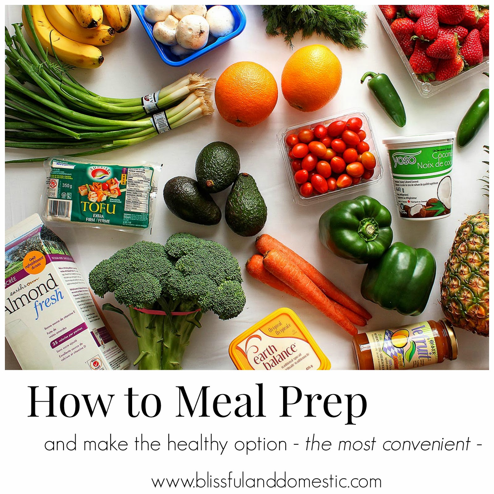 Meal Prep Monday: How to Meal Prep for Your Week...