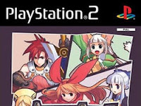 Download Game Ps2 - Atelier Iris 3 Grand Phantams