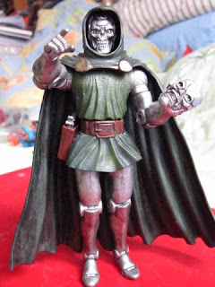 Marvel Legends Dr Doom Wave 3 Series 2 Fantastic Four Doombot Avengers