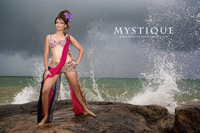 Srilankan Hot Girls Bikini photos