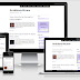 10 Template Blog SEO Friendly, Responsive, Fast Loading, Valid HTML5