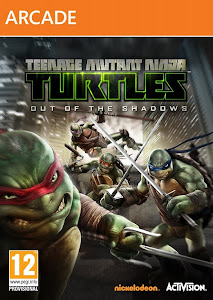 Download Teenage Mutant Ninja Turtles Out of the Shadows (2013) PC Game