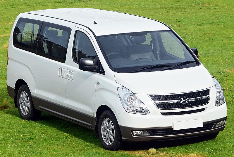 Hyundai Starex Mpv Car Rental Malaysia