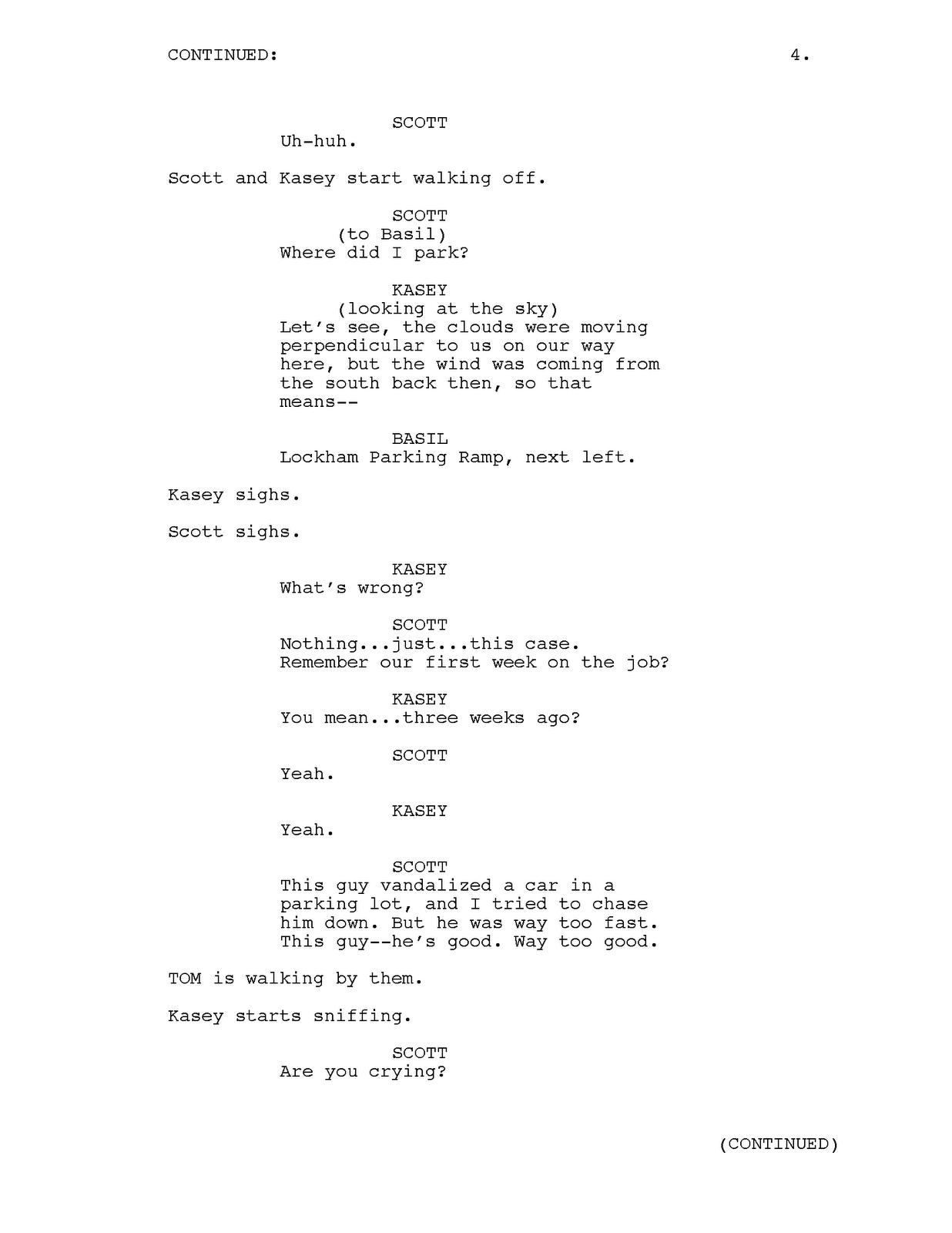 Josephfaultersack A Webisode Script