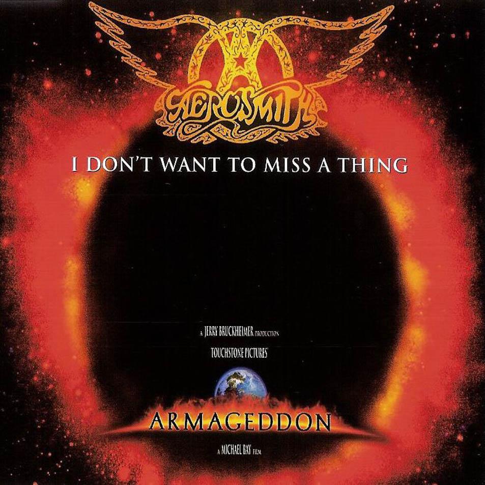 Aerosmith - I Don t Wanna Miss a Thing Lyrics and Free ...