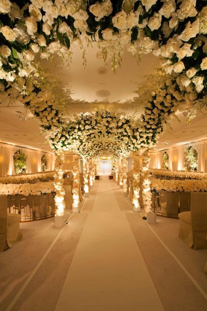 10 Gorgeous Wedding Ceremony Aisle Decor Ideas - crazyforus