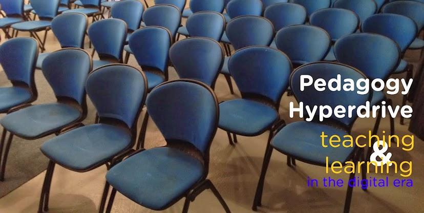 Pedagogy Hyperdrive