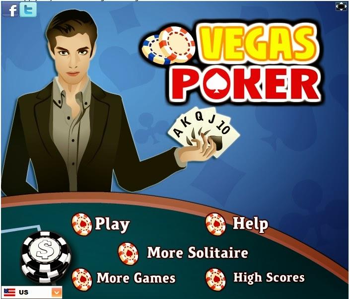 Vegas Poker-Game Permainan Online