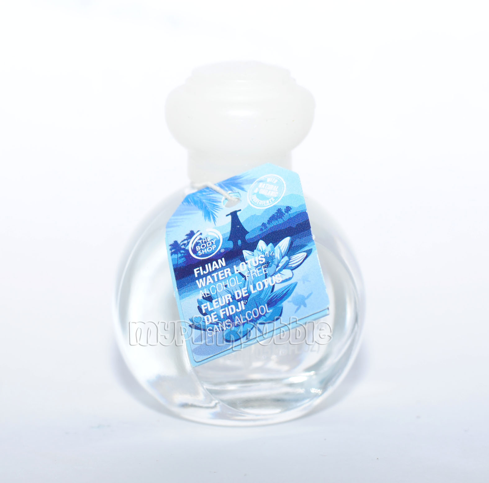 fijian water lotus perfume oil