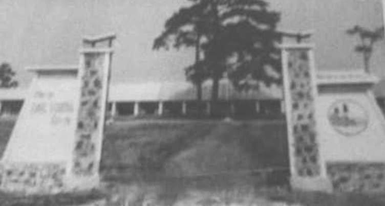 Trường Đức Trọng xưa ...
