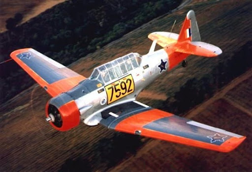 Bayou Renaissance Man: More on the T-6 Texan's combat service
