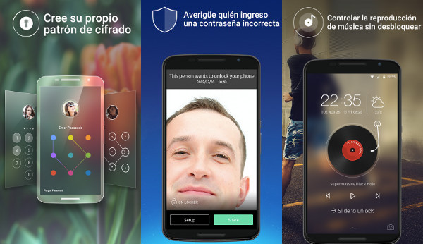 Apps para Android - CM Locker