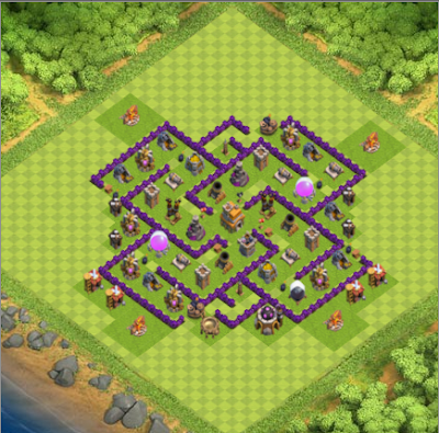 Coc TH 7 Trpohy Joss . .