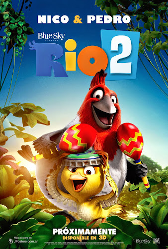 Rio 2 (BRRip FULL HD Español Latino) (2014)