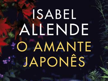 O Amante Japonês, de Isabel Allende e Bertrand Brasil (Grupo Editorial Record)