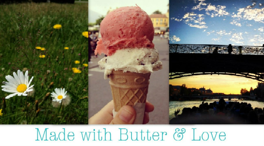 Made with Butter and Love