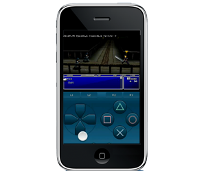 Play Playstation games on iPhone, iPod Touch or iPad using PSX4All