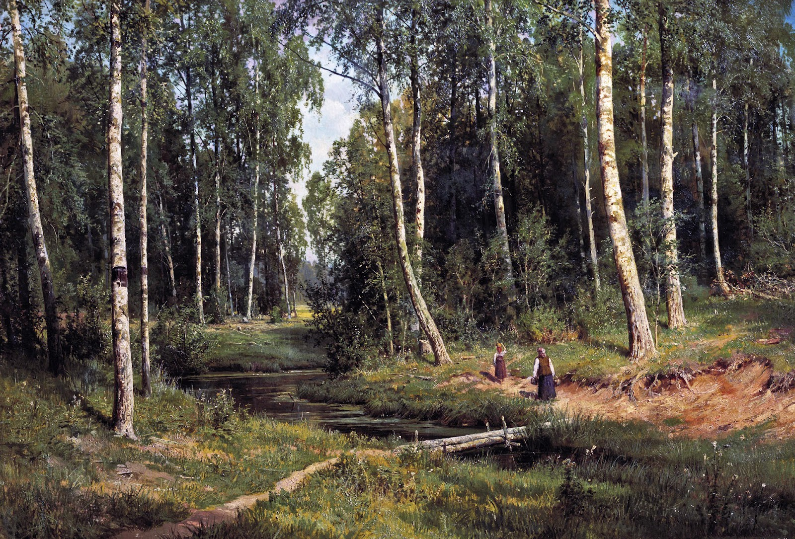 The Glory of Russian Painting: Ivan Shishkin: 19thcenturyrusspaint.blogspot.co.at/2012/08/ivan-shishkin.html