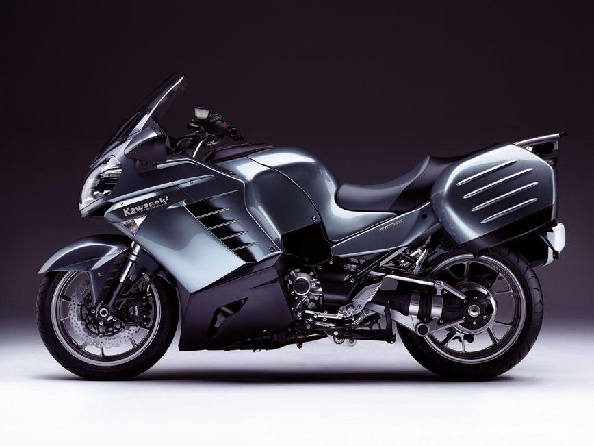 Kawasaki 1400 GTR  2012    Thebest