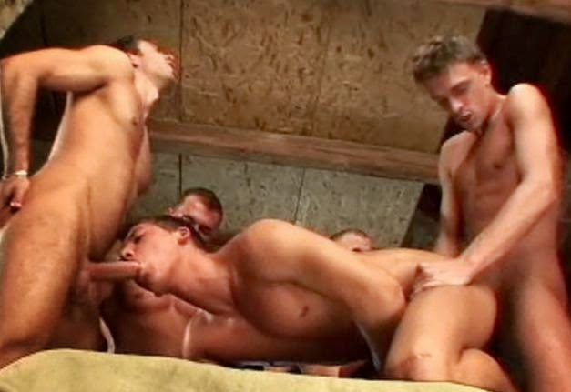 gangbang video schwulenpornos