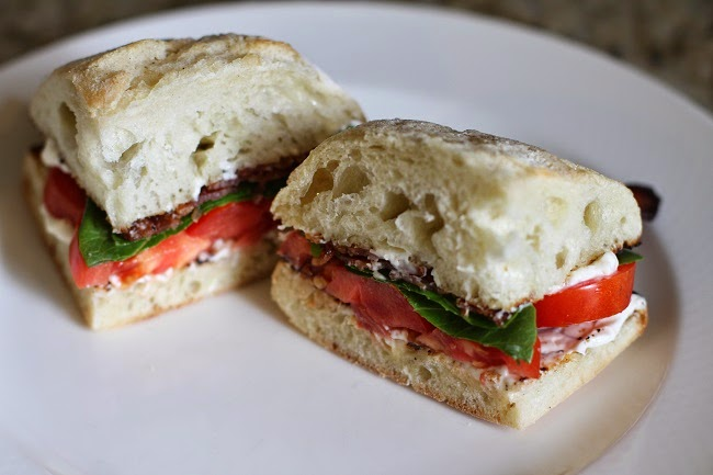 BLT recipe, the best BLT