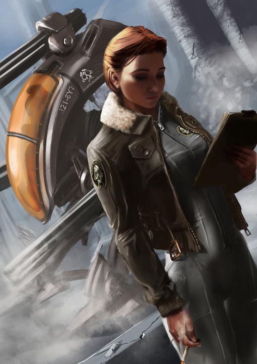 Mech commander por PascaldeJong