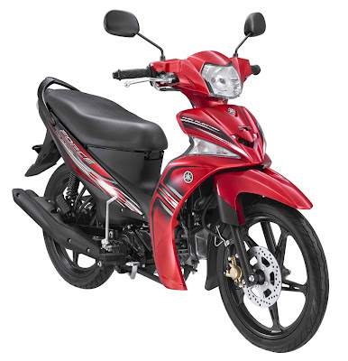 Force+Elegant+ +Red+Spirit Spesifikasi dan Harga Yamaha Force