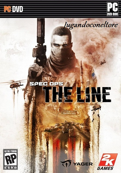 Spec Ops The Line PC SKIDROW Download