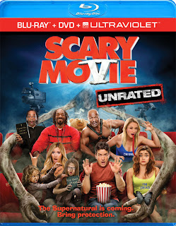 Solo Audio Latino Scary MoVie (2013) AC3 5.1 ch 254MB