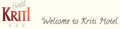 Kriti Hotel Blog