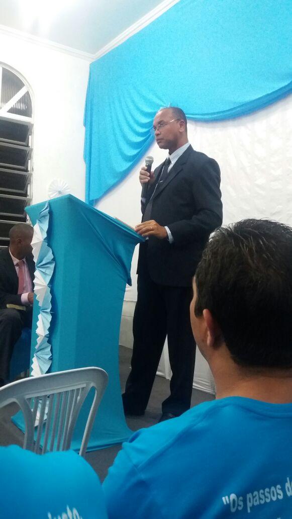 Ministrando a Palavra em Florianópolis SC