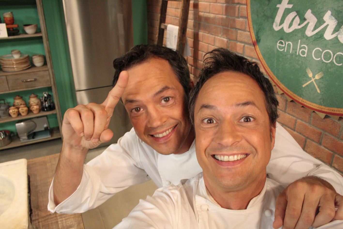 Torres en la cocina el nuevo espacio de recetas de tve for Cocina hermanos torres