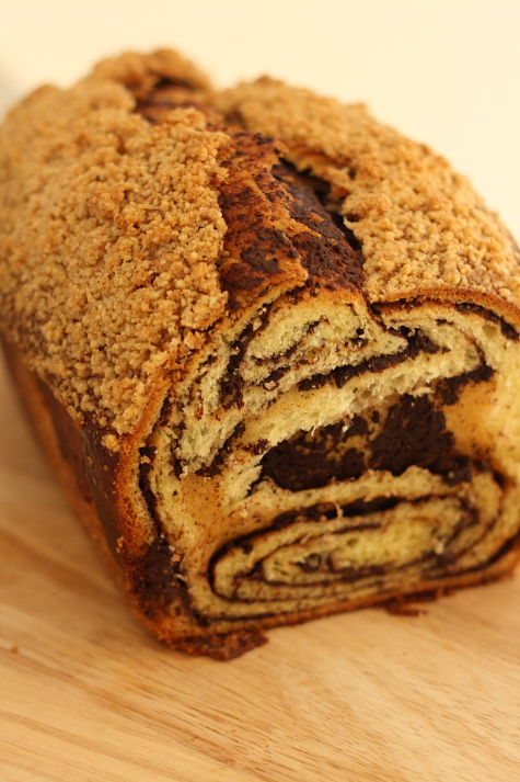 Dark Chocolate Babka (makes the best French toast ever) — Mmm... is ...