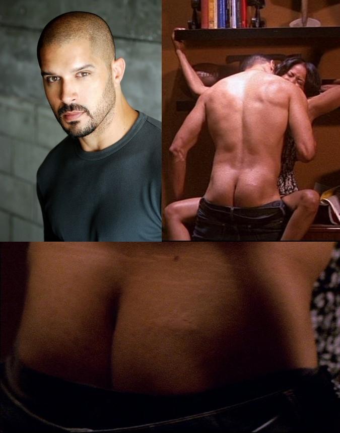 Terrell carter naked pics sexy black