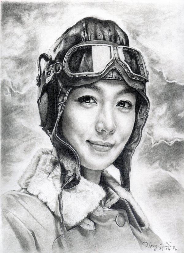 Michelle Seo - Hongmin | American Pencil Artist | The Golden Era