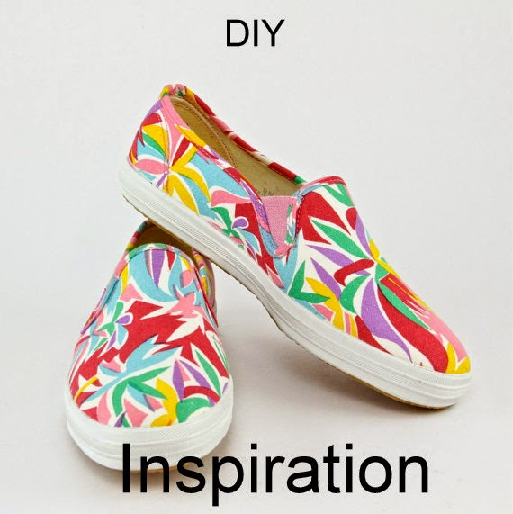 DIY, floral print slip ons, trend slip on sneakers, colorful slip on sneakers, diy slip ons, diy project