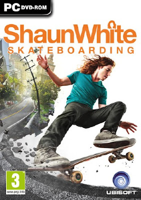 games Download   Shaun White Skateboarding   SKIDROW