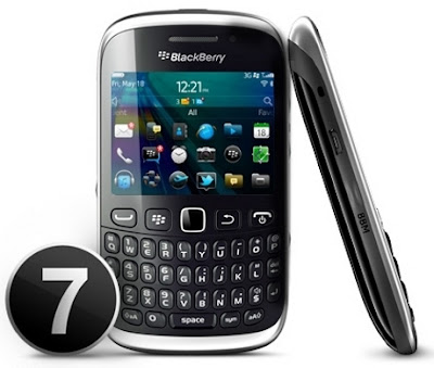 Review Blackberry Curve 9320 Amstrong dan Spesifikasi