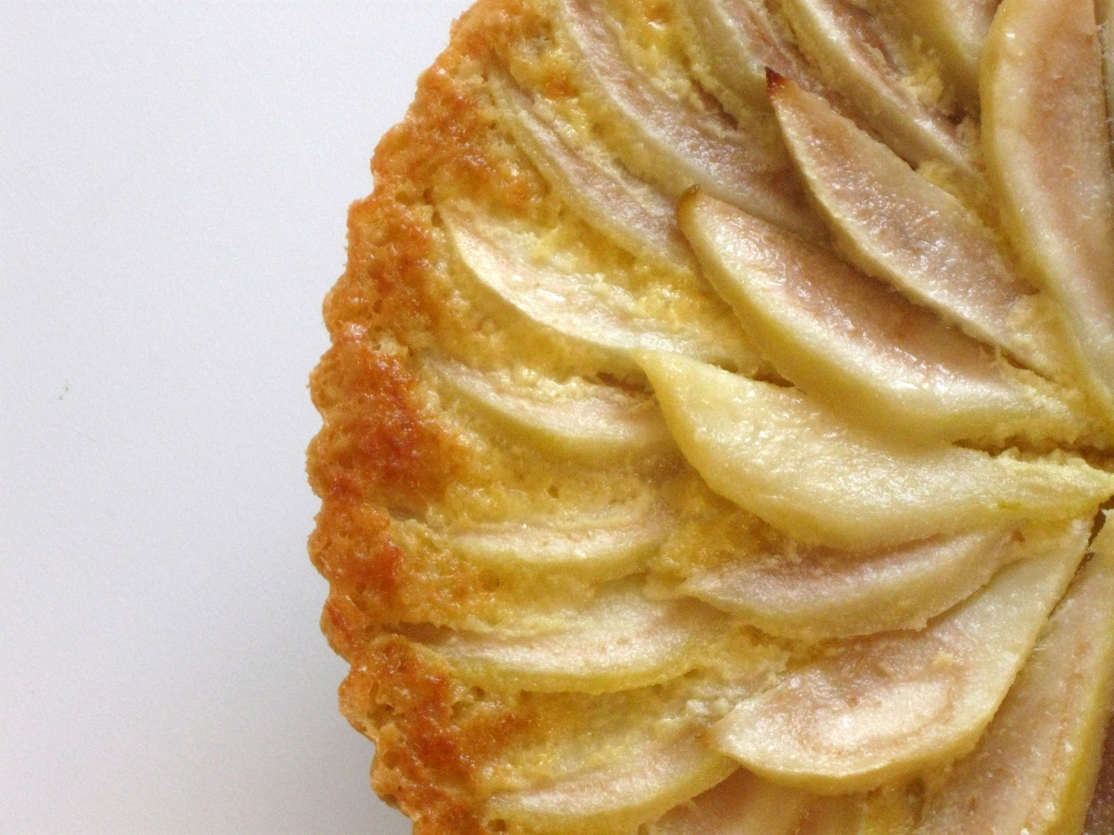 Pear Tart Recipes — Dishmaps